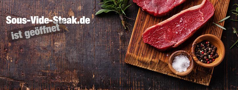 Sous-vide-steak.de ist eröffnet