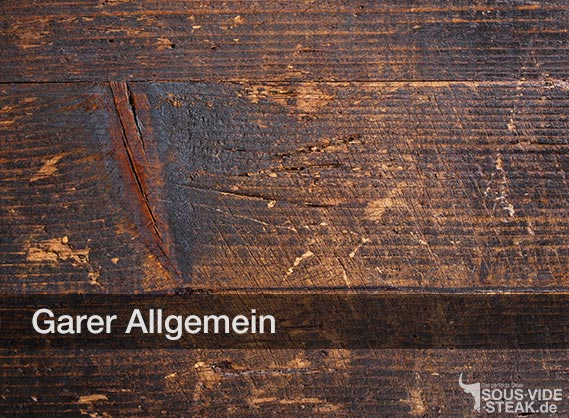 Sous-Vide-Garer-Allgemein